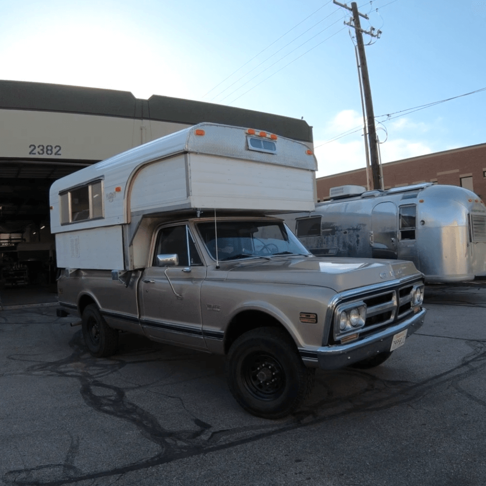 1971 Alaskan Camper 8ft CO