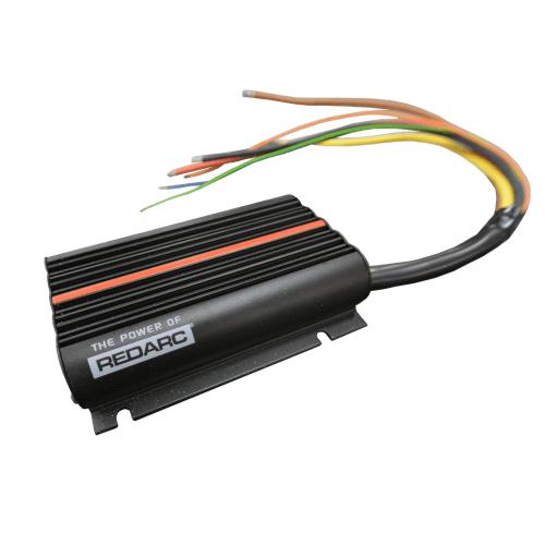 Redarc solar battery charger