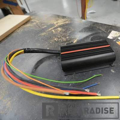 Solar and altinator battery charger