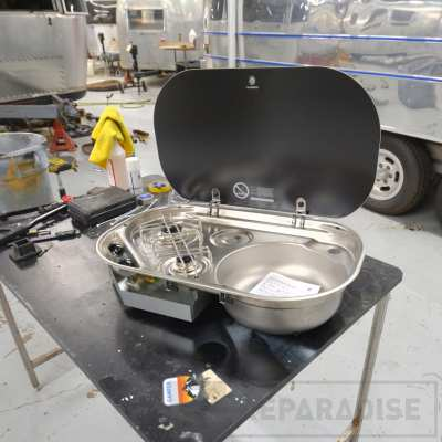 Sink and Stove combination for Camper