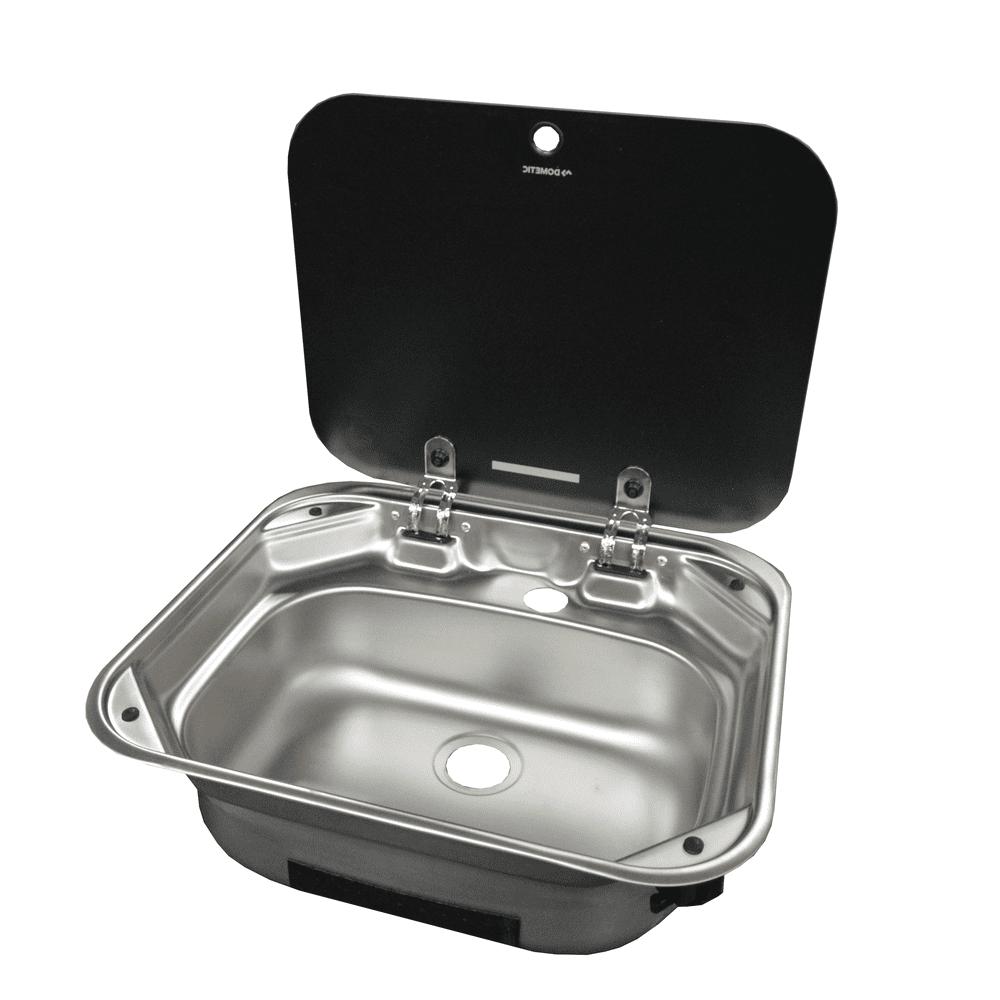 Space saving sink
