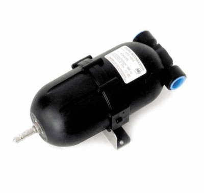 accumulator SHURflo water tank
