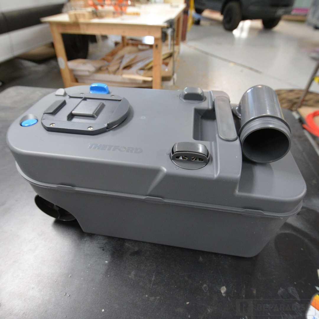 Thetford C223-CS Cassette Toilet Waste Tote