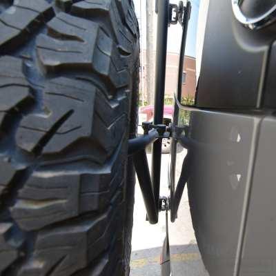 Owl Van NVC3 Spare tire Carrier