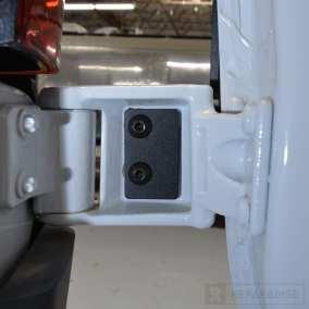 Owl Van Sherpa lower hinge Backing Plate