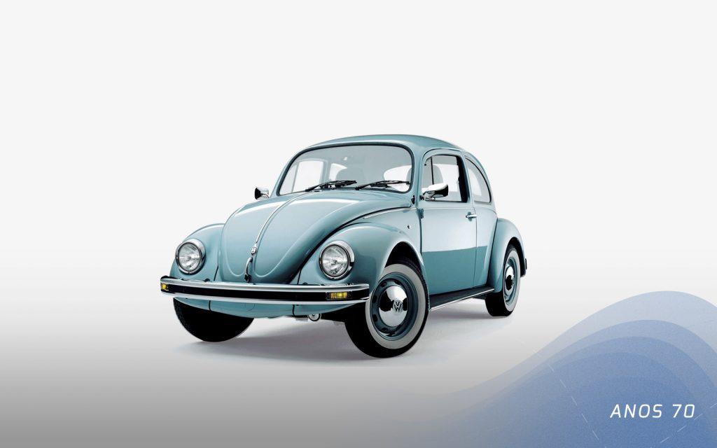 fusca um dos carros mais vendidos da história