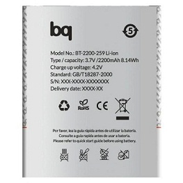 Reparar bateria móvil BQ Córdoba