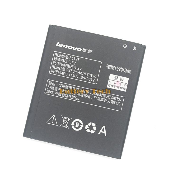 Reparar batería Lenovo