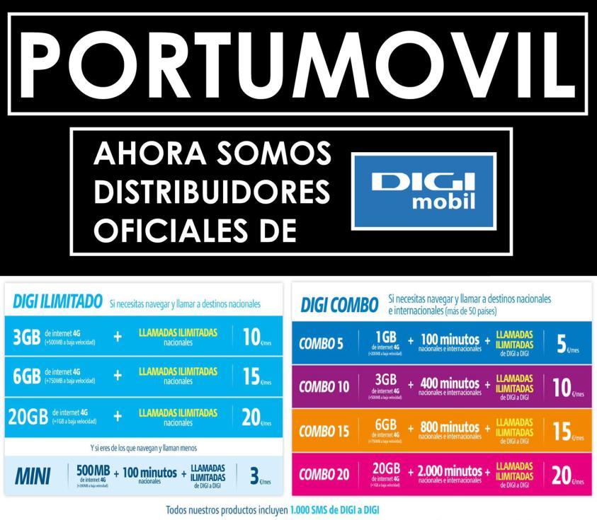 Distribuidores DIGI en Córdoba