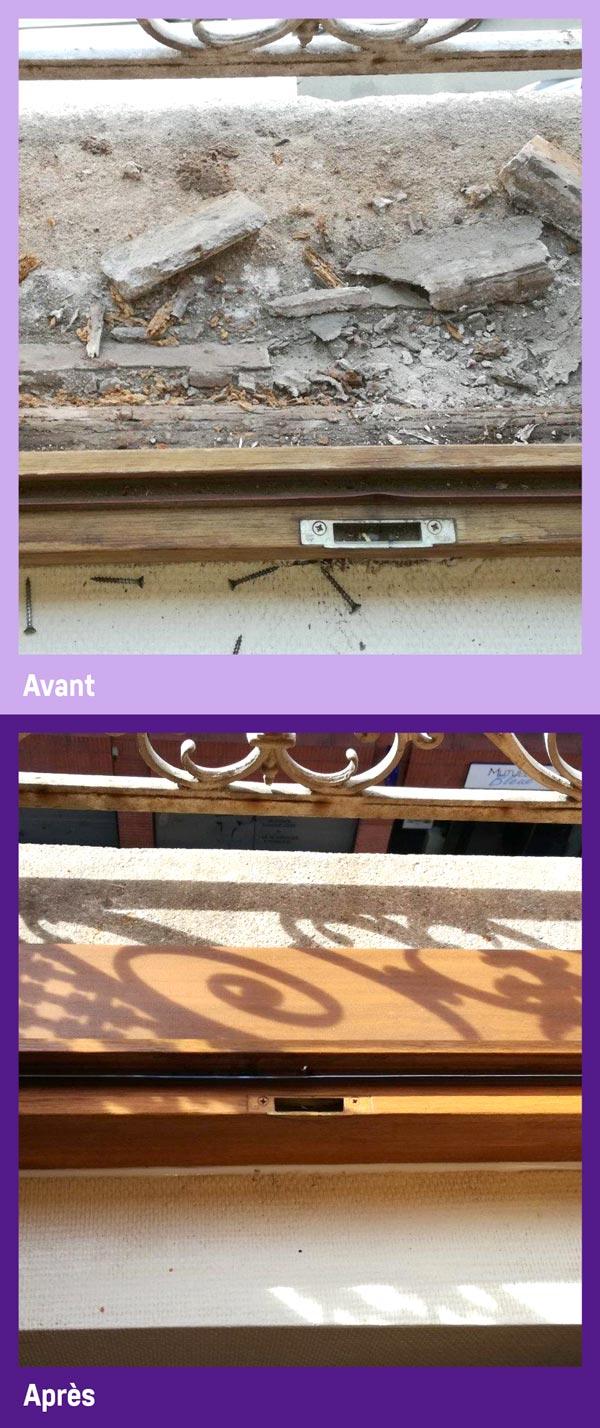 Réparation menuiserie pvc à Toulouse et Saint Sulpice par Gailhard Création