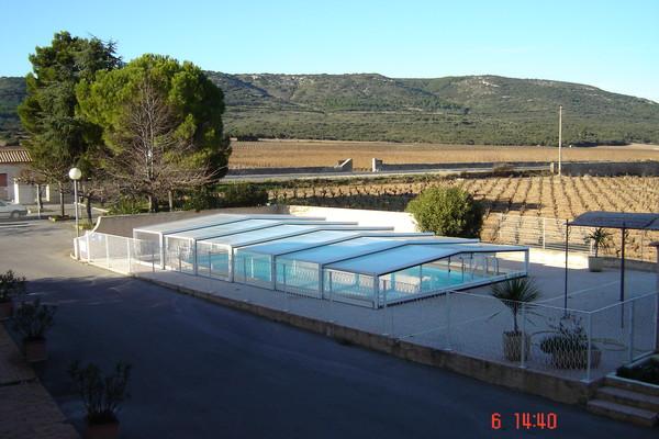 reparation abris de piscine eureka et autres