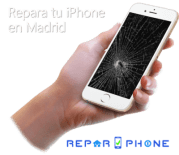 ¿Dónde reparar / arreglar tu iPhone en Madrid?