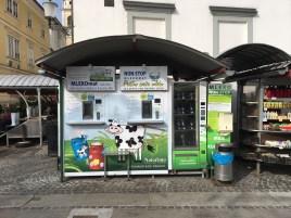 A Non-Stop Milk Dispenser
