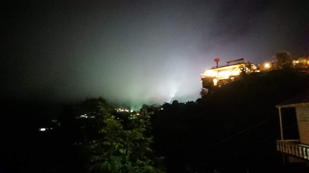 メーサロン夜景イメージ