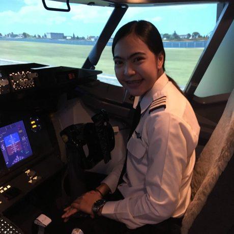 フライトエクスペリエンス・本物のライセンスパイロット