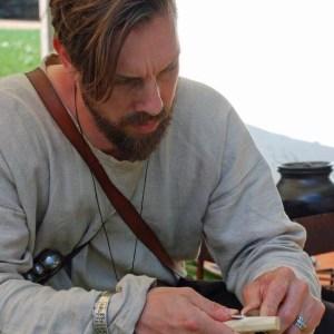 Bjorn, our Viking