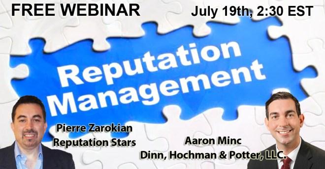 Reputaion management webinar2