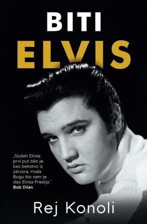 Knjiga Biti Elvis Laguna