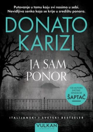 Donato Karizi Ja sam Ponor Knjiga