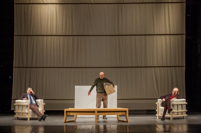 Predstava 'Art' (atelje212.rs)