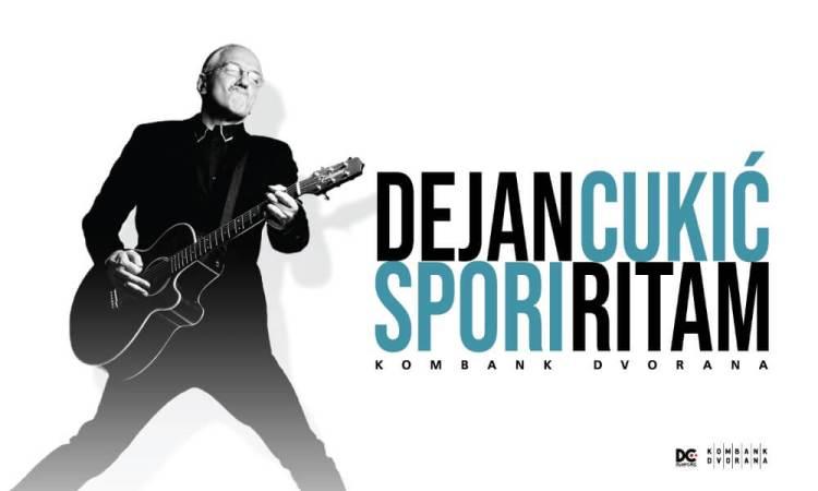 Dejan Cukić & Spori ritam Koncert Kombank Dvorana