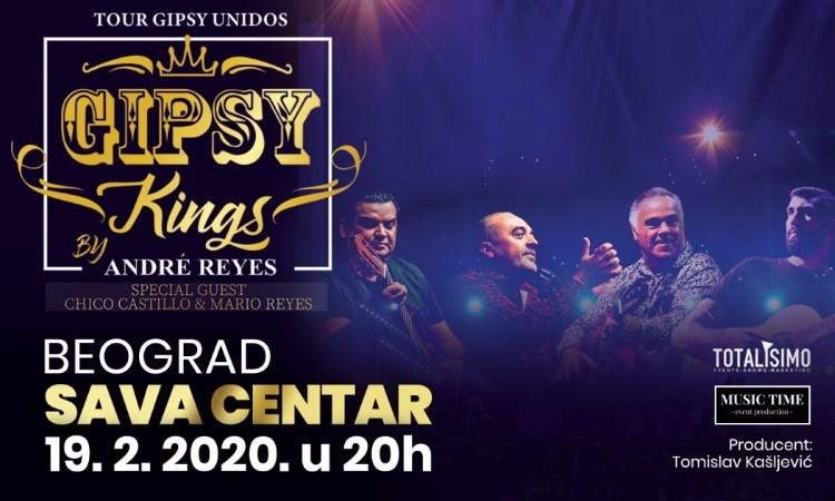 Koncert Gipsy Kings Sava Centar Koncerti