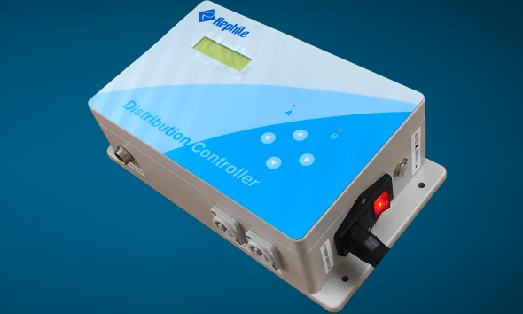 RephiLe Released Water Distribution Controller