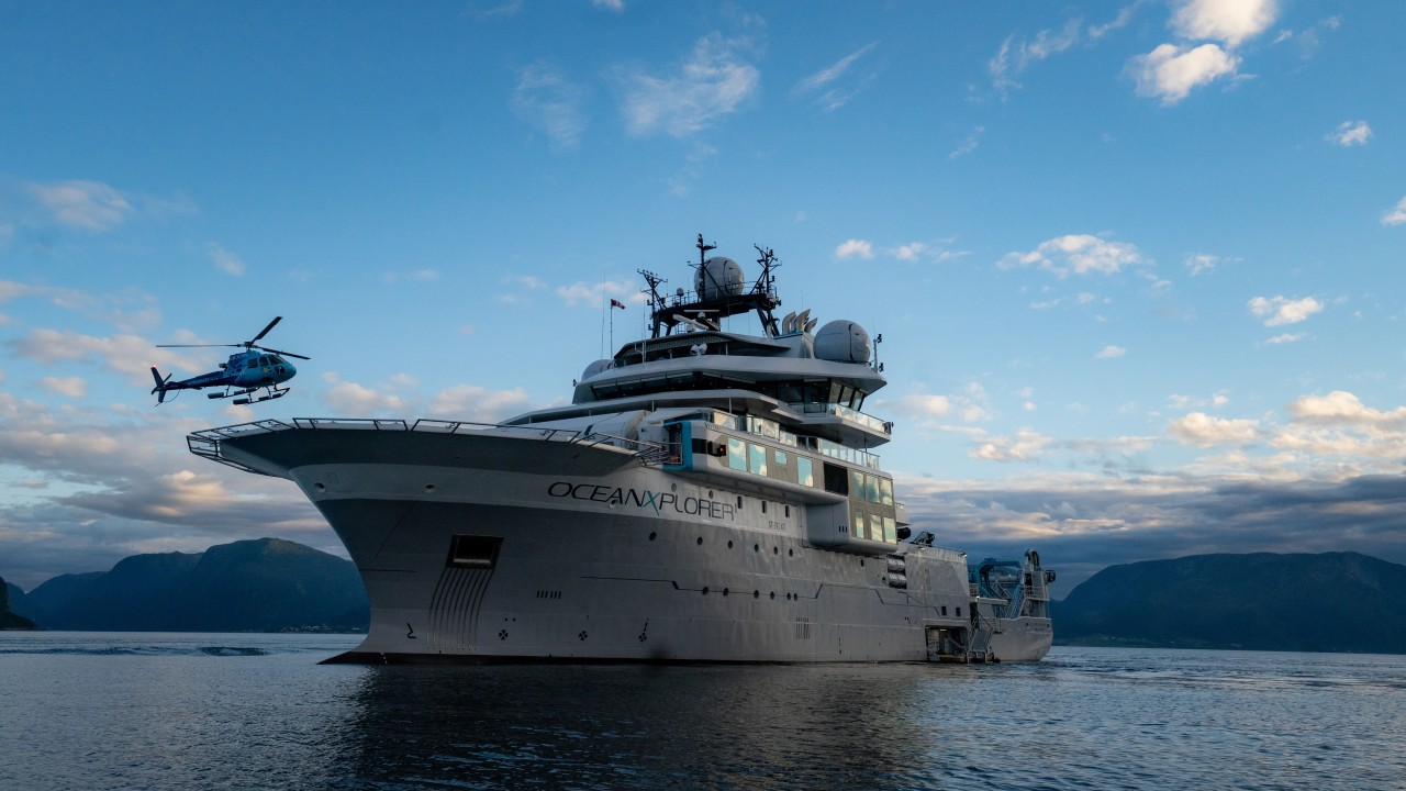 OceanXplorer Selects Rephile Bioscience