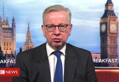 Increased level of vaccination should allow 19 July relaxation, says Gove