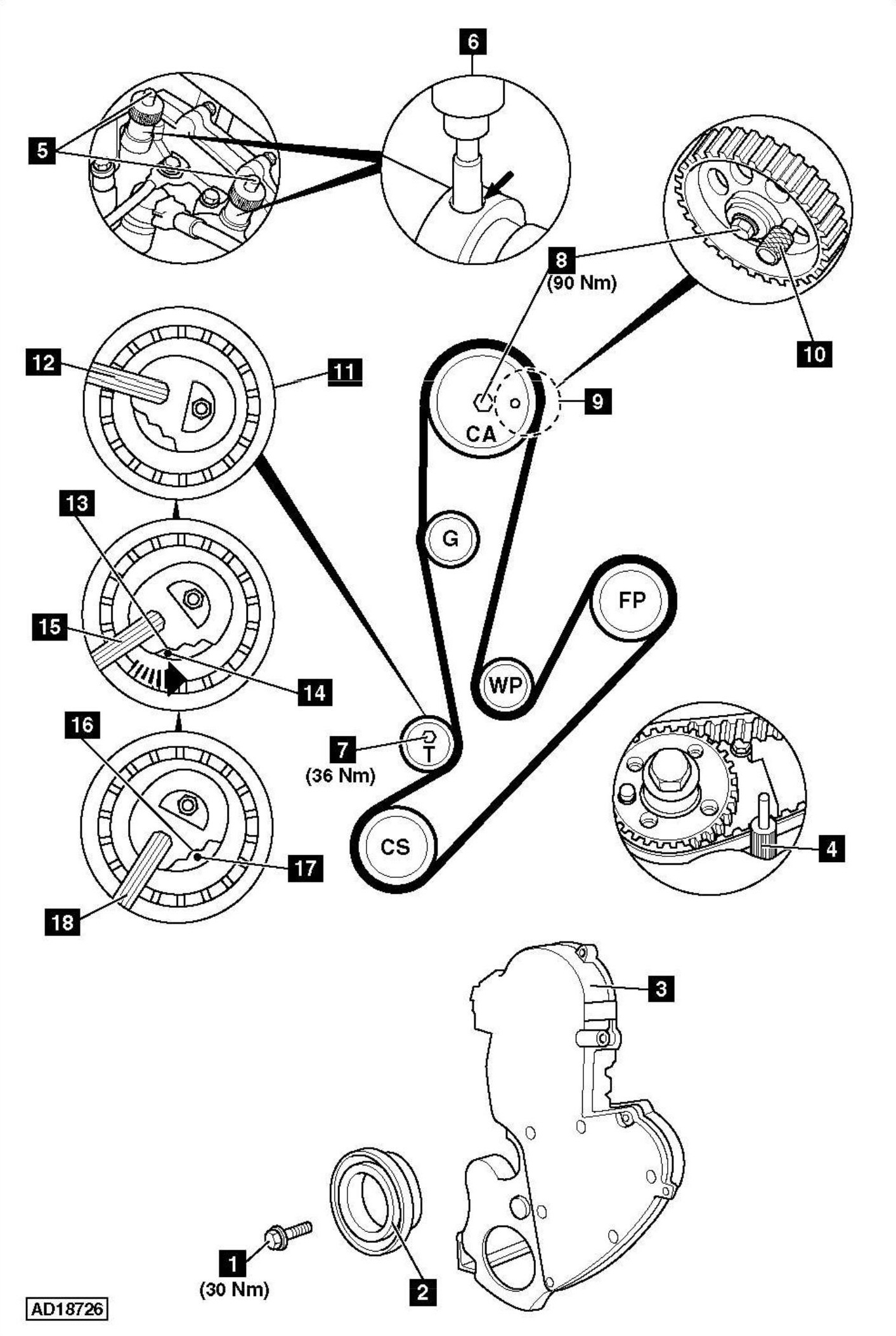 Service Manual How To Replace Timing Belt On A Mini