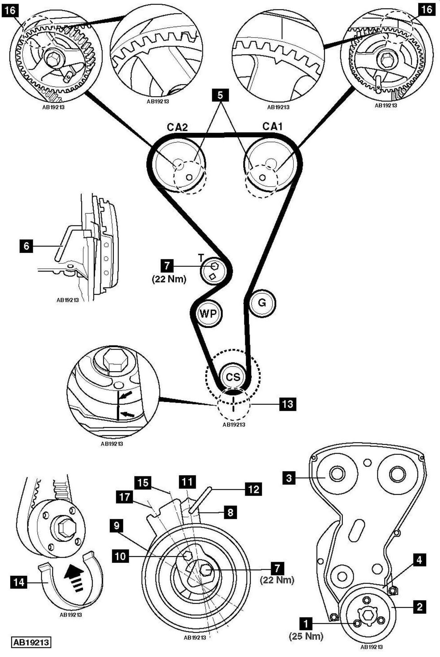 Ford Escape Alternator Fuse Diagram