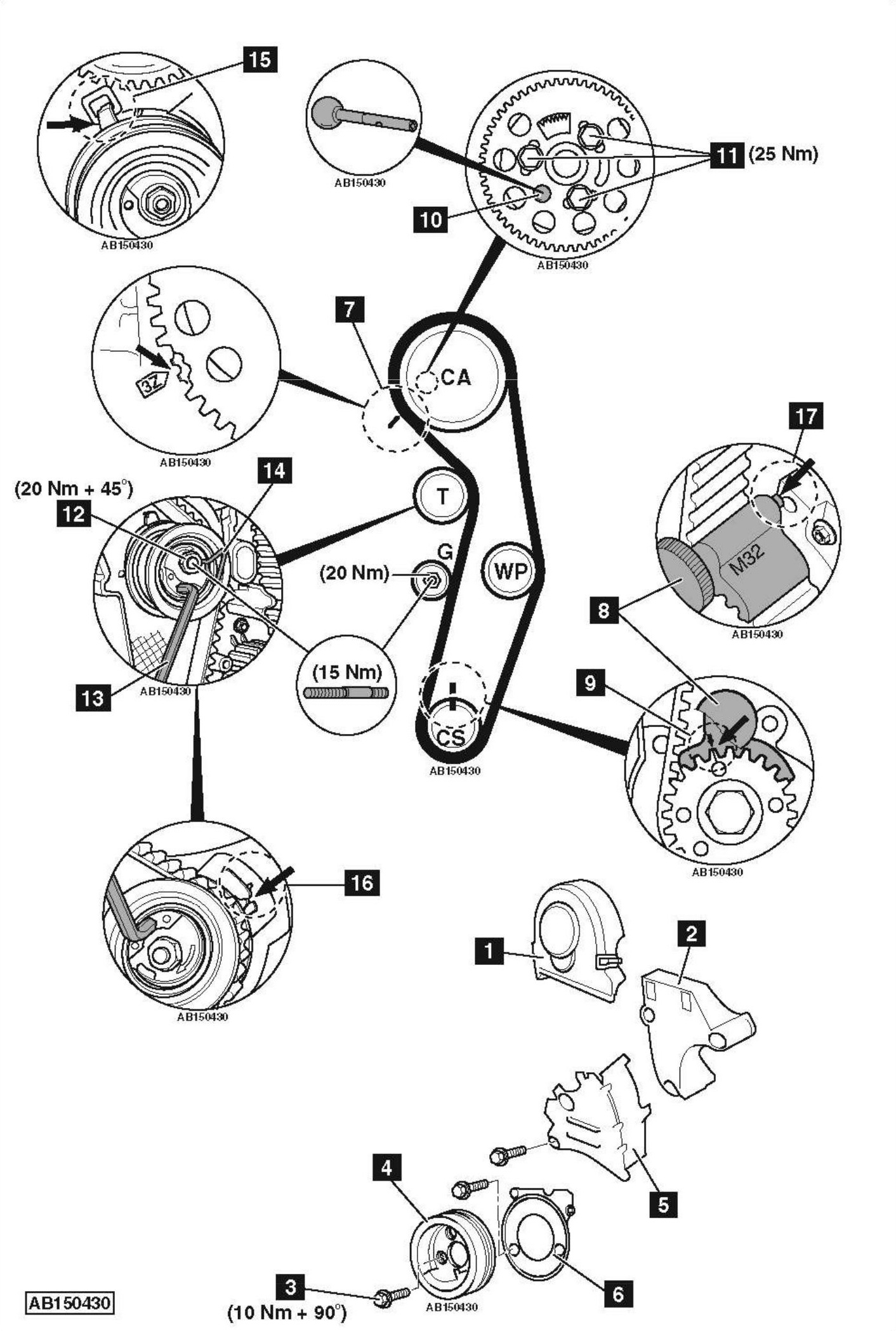 Bmw Timing Belt