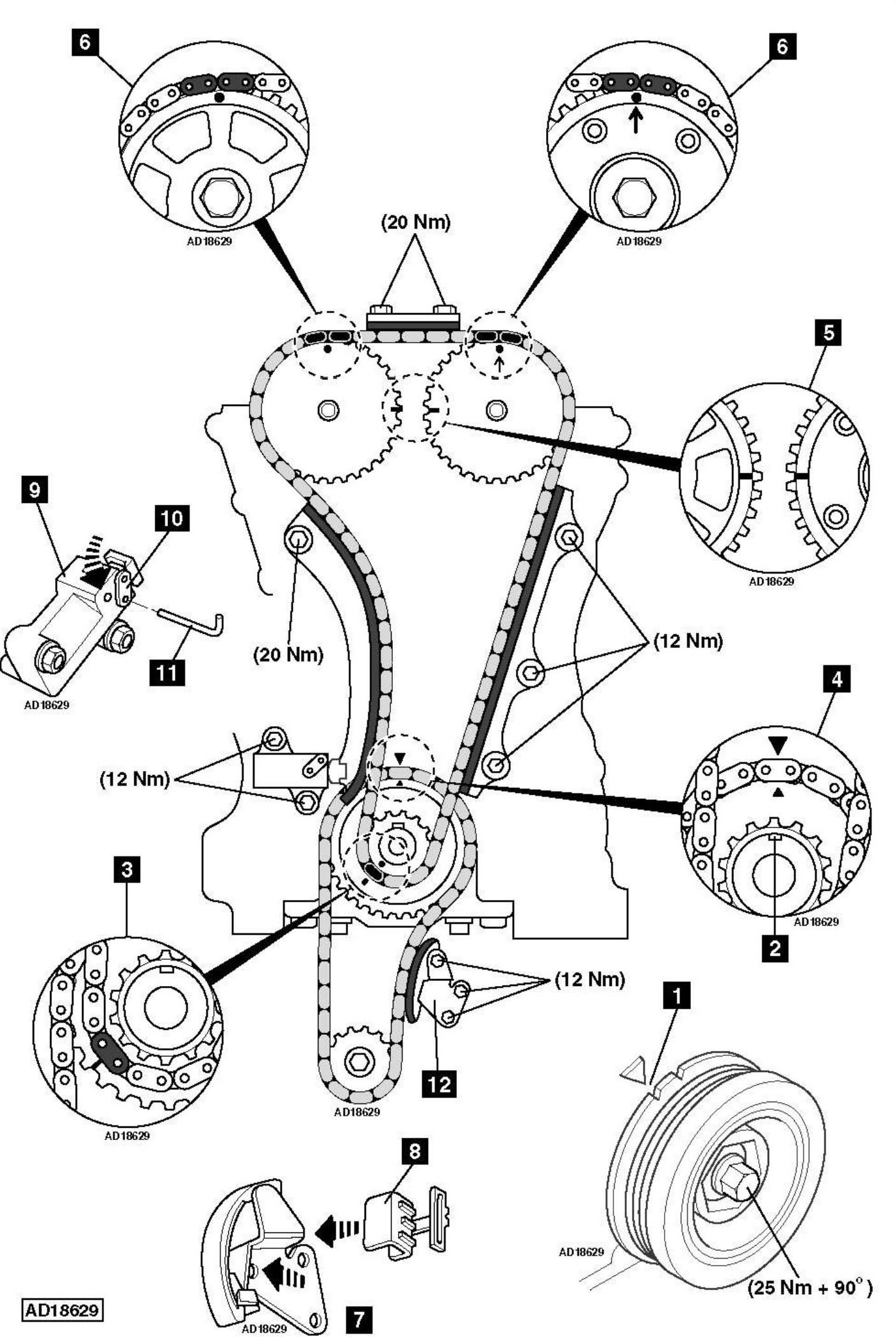 Honda Accord Timing Belt Broke on geo prizm engine diagram besides