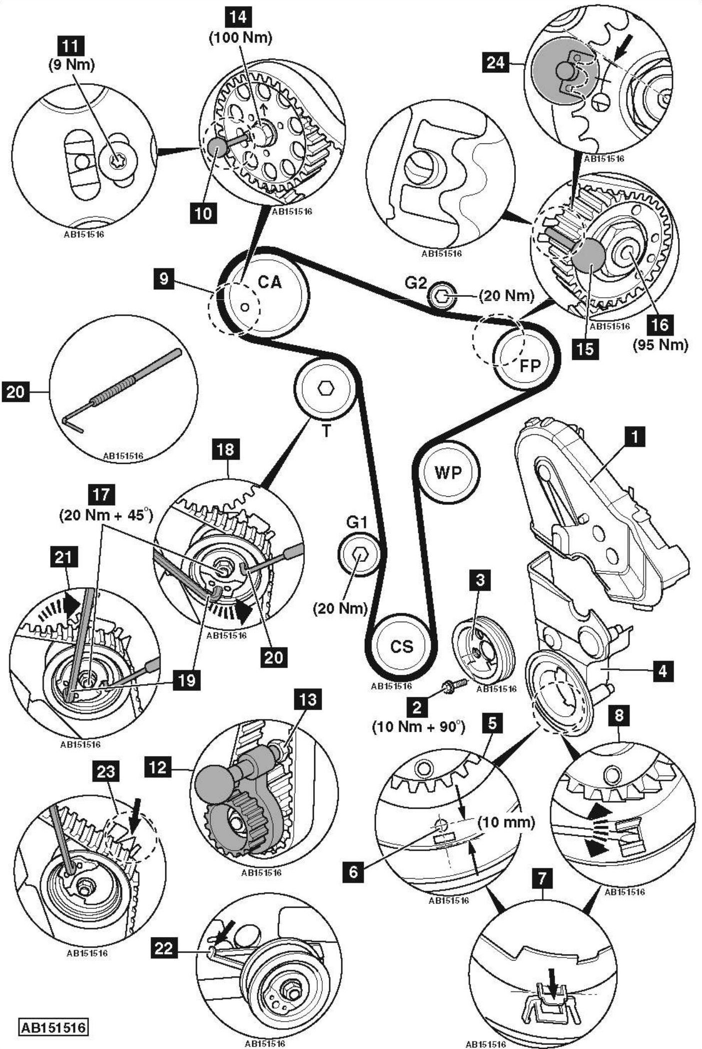 Jetta 2 0 Engine Hoses Diagram