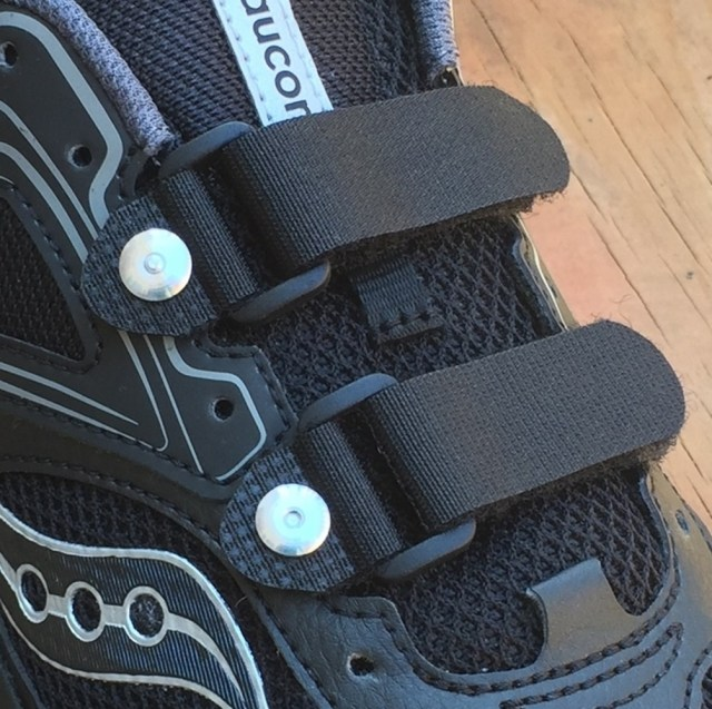 Replace-A-Lace black straps