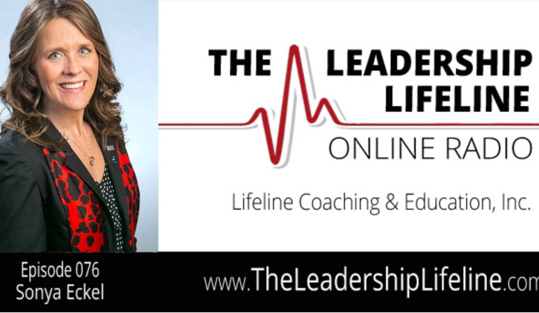 Honored to be interviewed on the Leadership Lifeline Radio!
