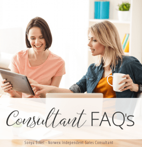 Become a Norwex Consultant FAQs
