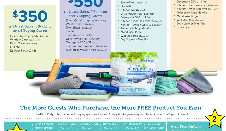 New to Norwex?