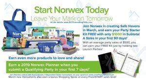 Norwex Reduced Qualification Starter Kit