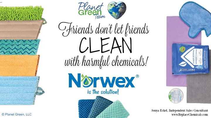 Norwex Spring Cleaning Checklist, Tips & Shopping List!