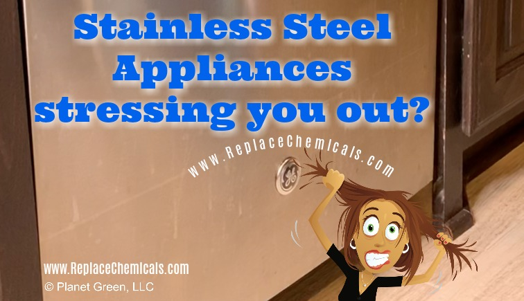 How to Clean Stainless Steel with Norwex!