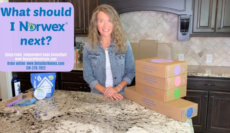 If you have the Norwex Basics, what should you Norwex next?