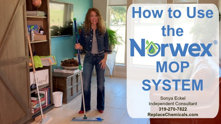 Norwex Mop Review: Meet Your New Favorite Mop!