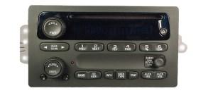 GM 20032005 CD XM ready radio (most Trucks SUVs) REMAN