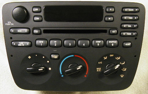Ford Taurus Stereo Upgrade