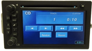 GM 2003 TruckSUV Bose NonLux TNR Touchscreen Navigation radio 15229287 REMAN