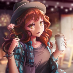 Just some casual Nina~!