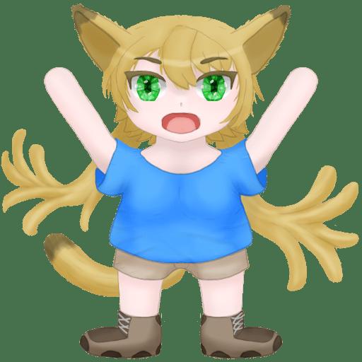 Chibi Laura by Nohealforu