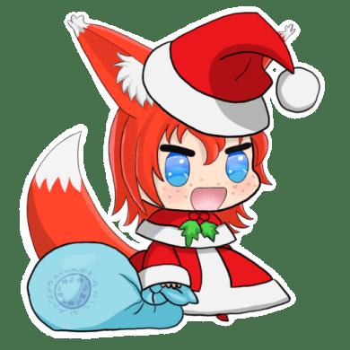 Christmas Padoru Ada by Nohealforu