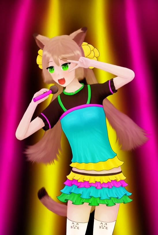 Pop Idol Laura by Nohealforu